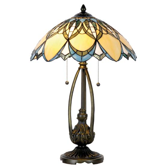 Art Deco Tiffany lamp