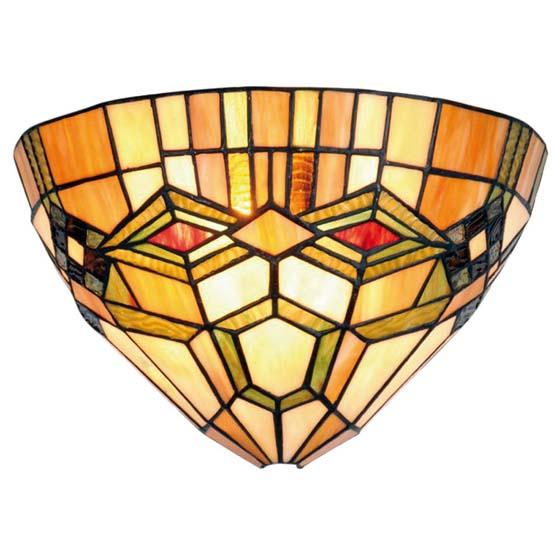 tiffany wandlamp manhattan