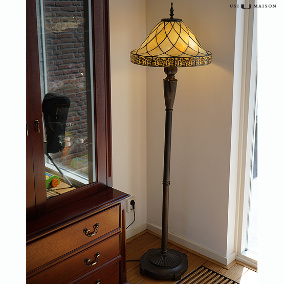 tiffany floor lamp rochelle II 2