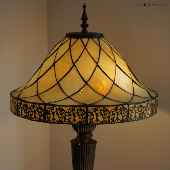 tiffany floor lamp rochelle II shade 2