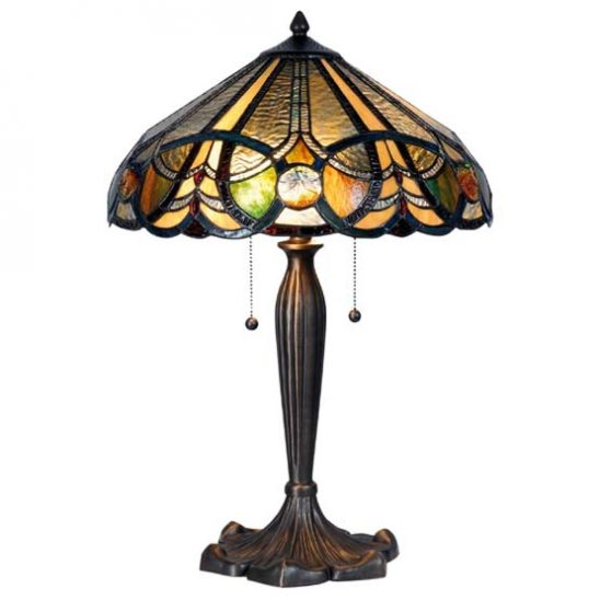 tiffany lamp montana