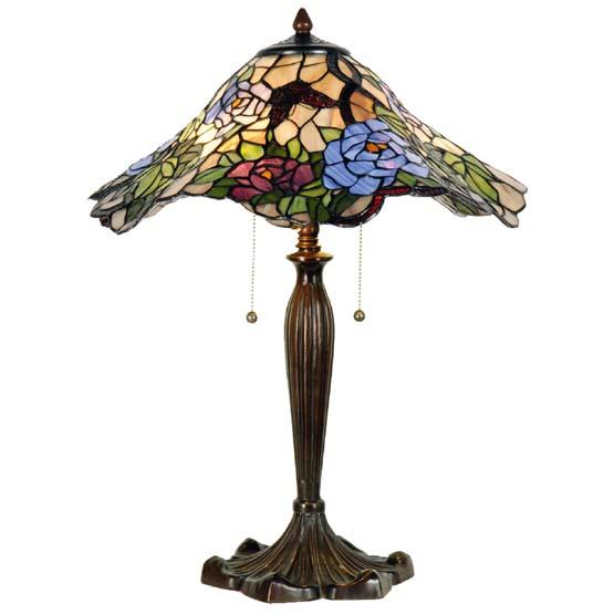 tiffany tafellamp tennessee usi maison. Black Bedroom Furniture Sets. Home Design Ideas