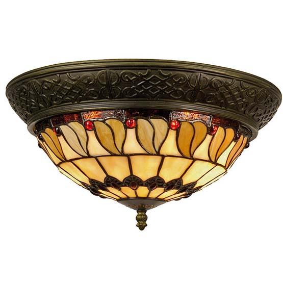 tiffany plafondlamp cincinnati