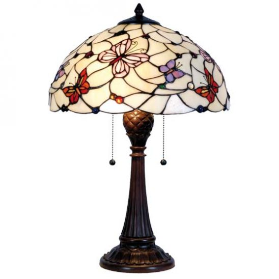 tiffany lamp butterflies