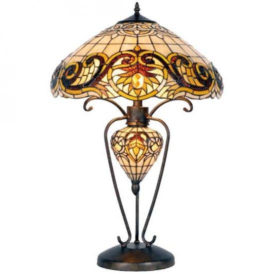 tiffany lamp indiana