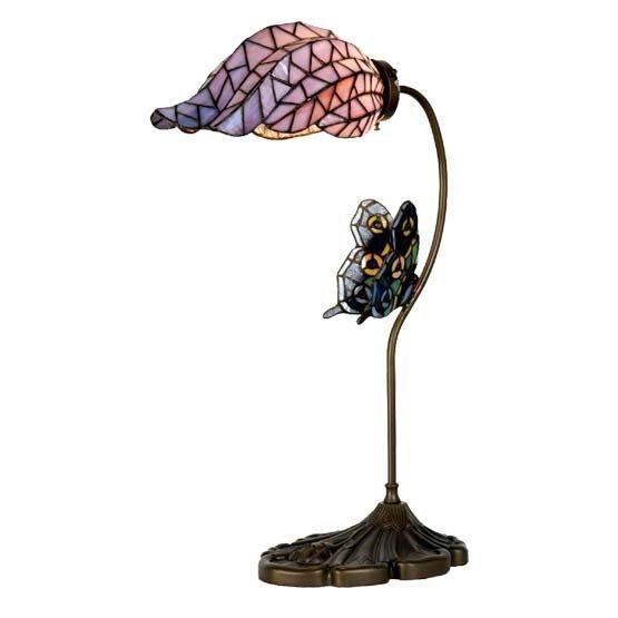 tiffany lamp papillon