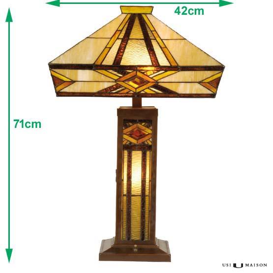 tiffany lamp reno sizes