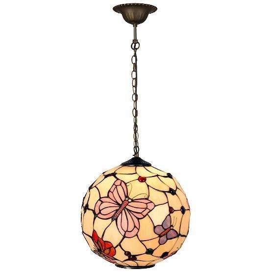 tiffany hanglamp butterflies