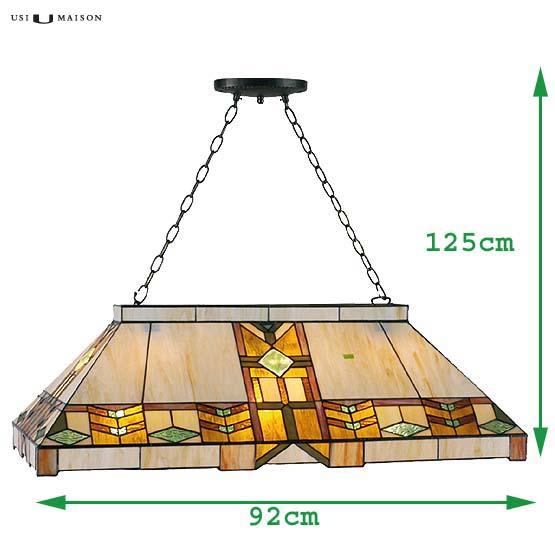 tiffany hanglamp minnesota sizes