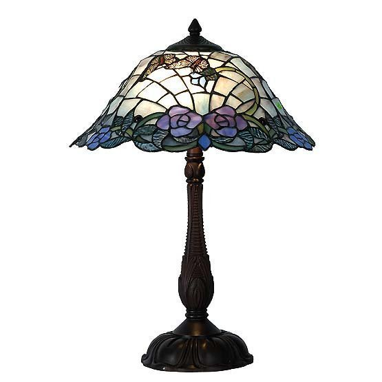 tiffany tischlampe baltimore usi maison. Black Bedroom Furniture Sets. Home Design Ideas