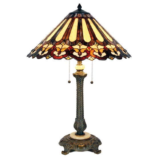 tiffany lamp pennington