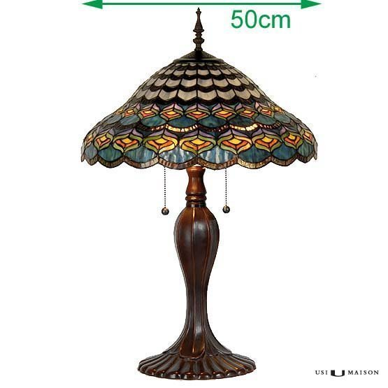 tiffany tischlampe. Black Bedroom Furniture Sets. Home Design Ideas