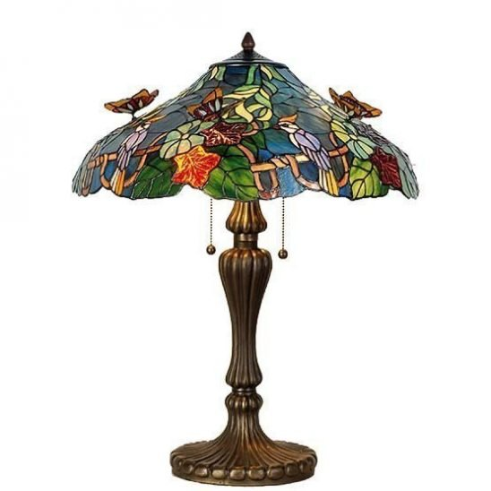 tiffany lamp riverside