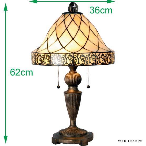 tiffany lamp rochelle sizes