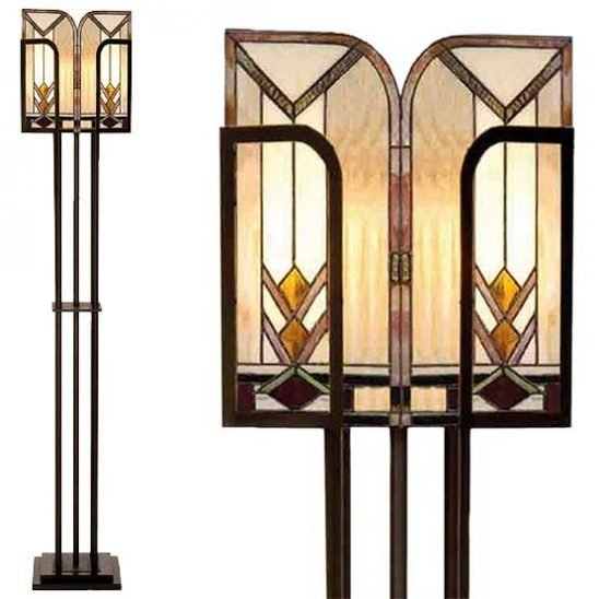 tiffany floor lamp boston combi