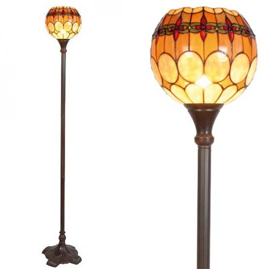 tiffany floor lamp michigan combi