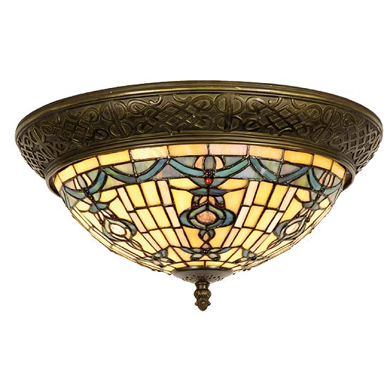 tiffany plafondlamp burlington