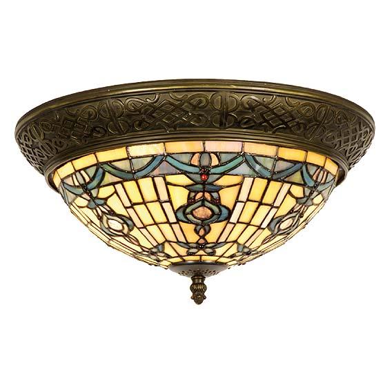tiffany plafondlamp burlington