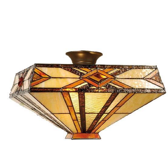 tiffany ceiling lamp reno usi maison. Black Bedroom Furniture Sets. Home Design Ideas