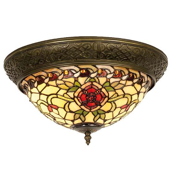 tiffany plafondlamp salisbury 1