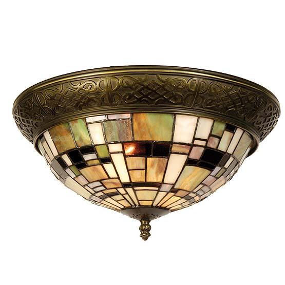 tiffany plafondlamp winchester