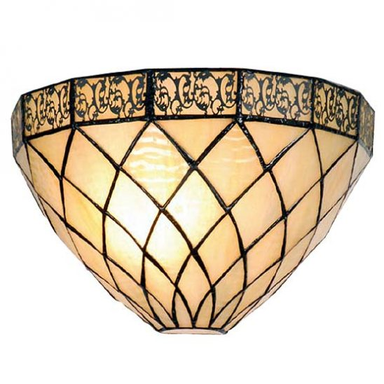 tiffany wall lamp rochelle