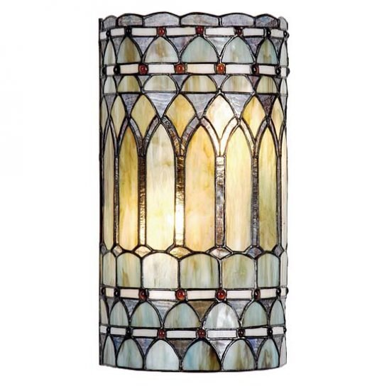 tiffany wall lamp suzzallo