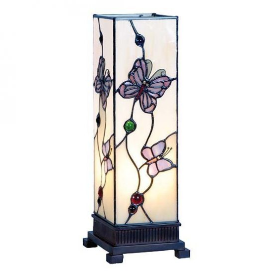 tiffany windlicht butterflies small