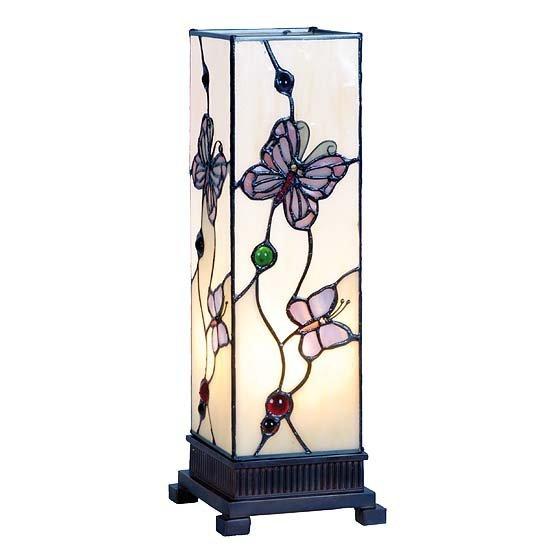 tiffany windlicht butterflies small