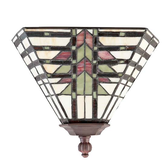 tiffany wandlamp barclay usi maison. Black Bedroom Furniture Sets. Home Design Ideas