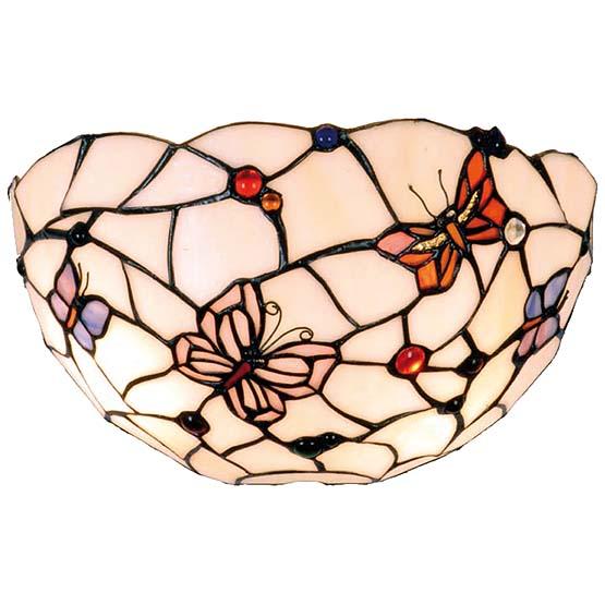 tiffany wall lamp butterflies