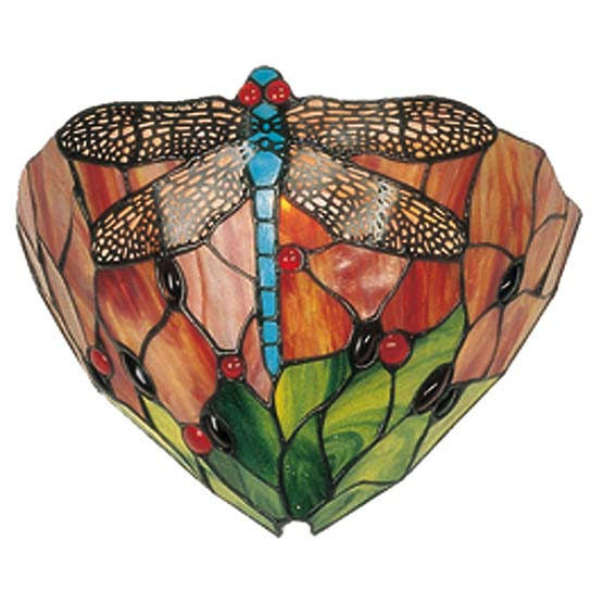 tiffany wall lamp chicago dragonfly 2