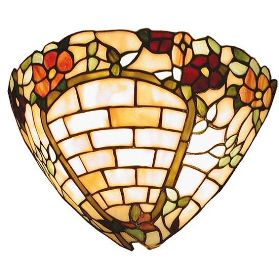 tiffany wall lamp providence