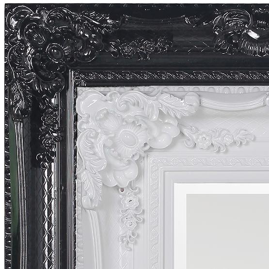 spiegel barok bernini bl wh