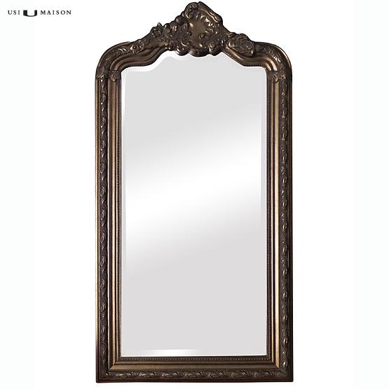 spiegel barok rocaille azilver