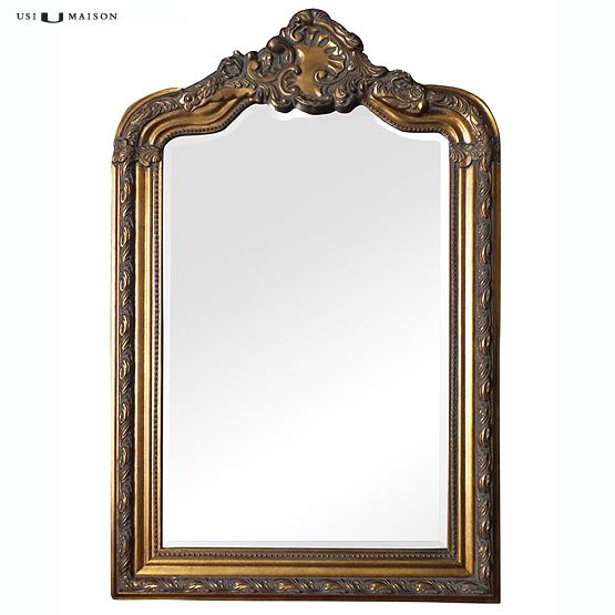 spiegel barok rocaille goud