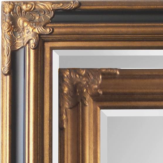 spiegel barok rubens goud main