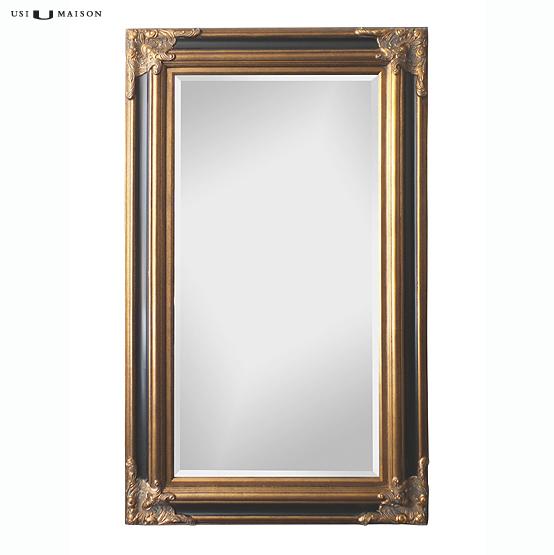 Klassieke barok spiegel rubens antiek goud usi maison for Barok spiegel