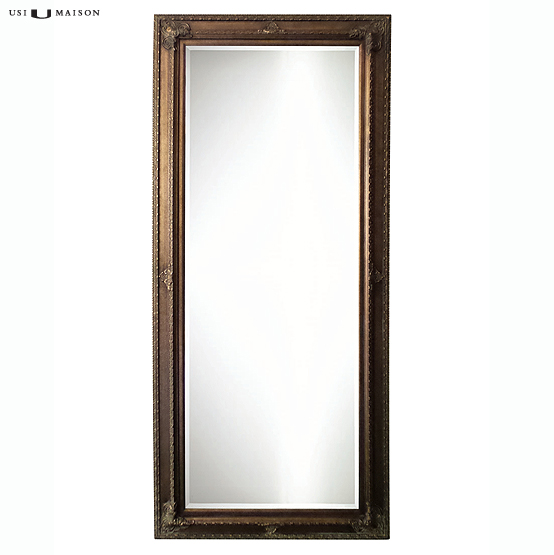 Barok spiegel faccini goud direct leverbaar bij usi maison - Barok spiegel voor badkamers ...