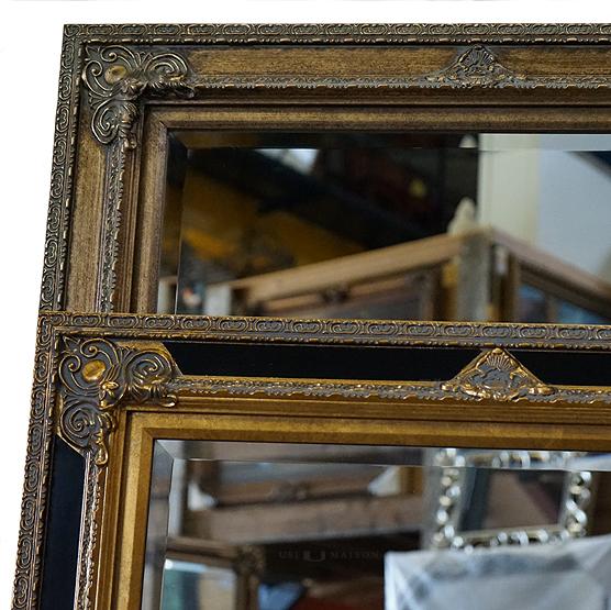 barok spiegel faccini goud main