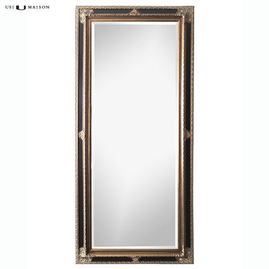 Barok spiegel faccini goud direct leverbaar bij usi maison for Barok spiegel