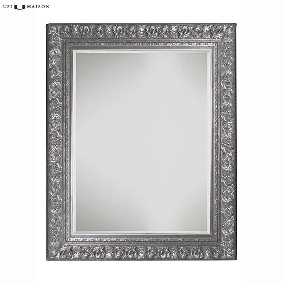 barok spiegels davinci zilver 05