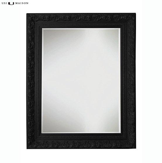 barok spiegels davinci zwart 05