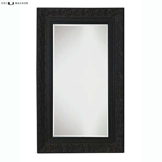 barok spiegels davinci zwart 06