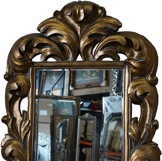 barok spiegels klimt goud