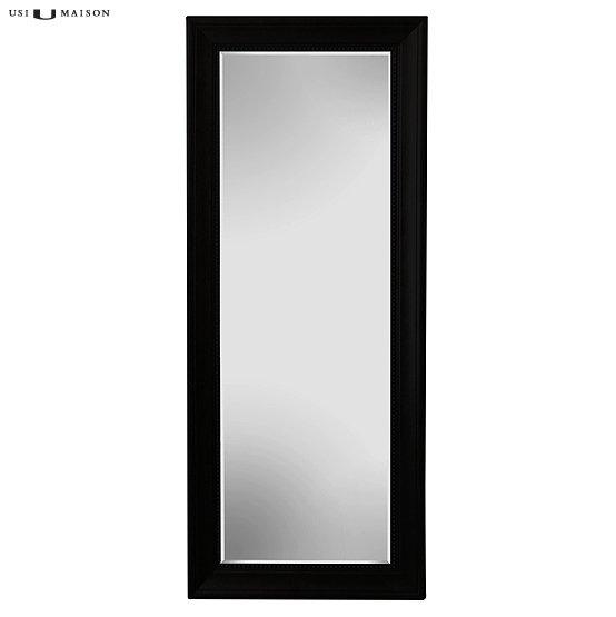 klassieke spiegel sisley zwart 02
