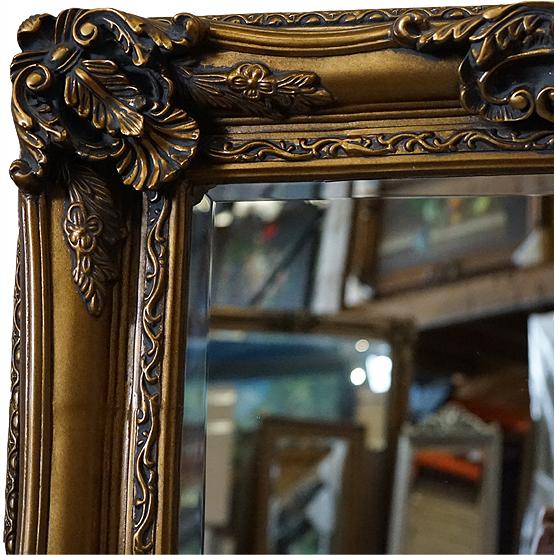 spiegel barok raffaello goud main