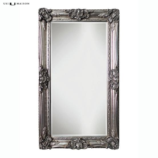 Barok Spiegel Raffaello - Zilver