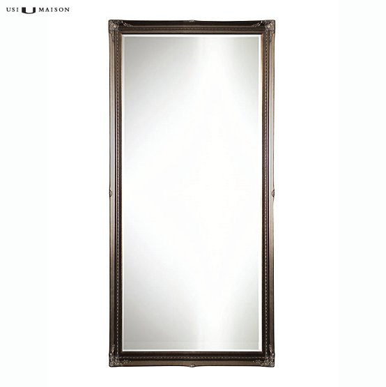 spiegel klassiek gauguin zilver 010