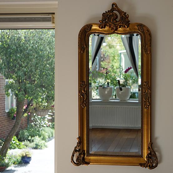 spiegel klassiek giotto goud 01